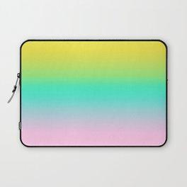 Trendy Bright Candy Gradient Laptop Sleeve
