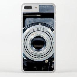 Baldaxette Clear iPhone Case