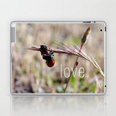 mariquitas - ladybug Laptop & iPad Skin