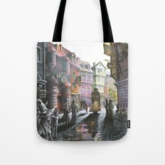 Diagon Alley Tote Bag