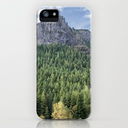 Fall Forest iPhone Case