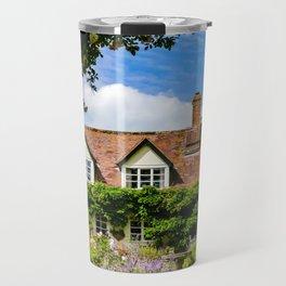 Cottage garden. v2 Travel Mug