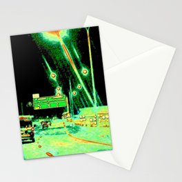 A Little Night Drive Stationery Cards