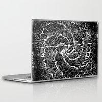 dot Laptop & iPad Skins featuring •Dot• by Maria Paula Quiva