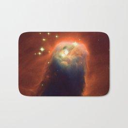 Space Volcano Bath Mat