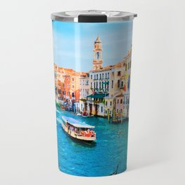 Italy. Venice lazy day Travel Mug