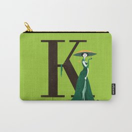 Klotilde & Walbaum Carry-All Pouch