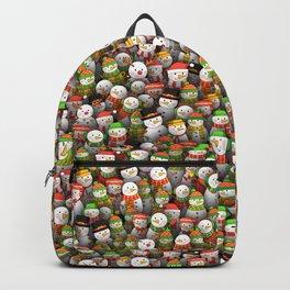 Snowmen Backpack