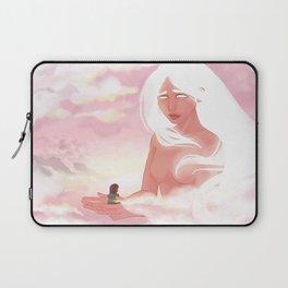 Guardian Angel Print Laptop Sleeve