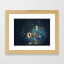 Hey Bud ! Framed Art Print