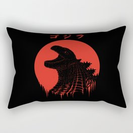Kaiju Regeneration Rectangular Pillow