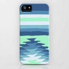 MINT SURF GIRL Slim Case iPhone (5, 5s)