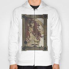 Medusa print Hoody