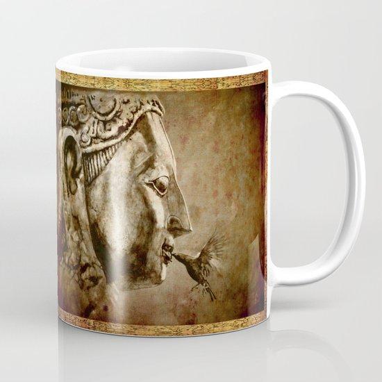 Buddha Kiss - vintage Mug