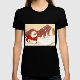 Mountain Flurry T-shirt