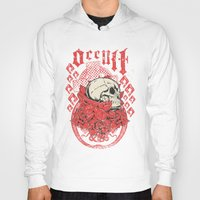 occult Hoodies featuring Occult Religion by Tshirt-Factory