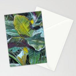 Paradise Palm Stationery Cards
