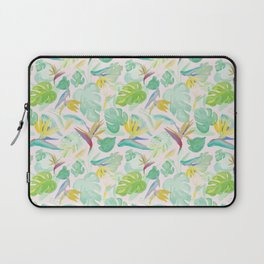Birds of Paradise Pattern Laptop Sleeve