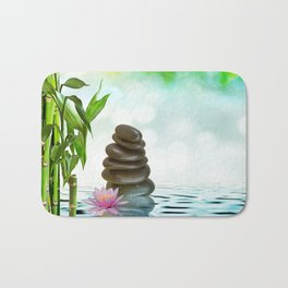 Zen Morning Bath Mat