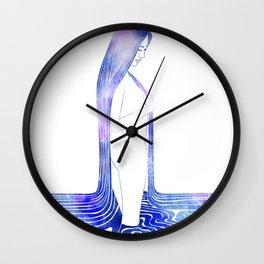 Nereid LXXXIV Wall Clock