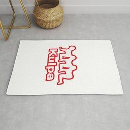 Parody Logo Rug