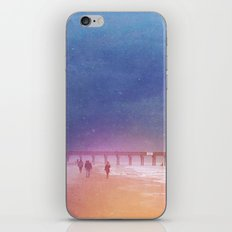 Her Heart was as Wild as a Stormy Sea iPhone Skin