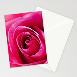 Pink Rose 2 Stationery Cards