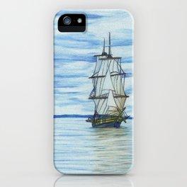 US Brig Niagara iPhone Case
