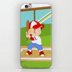 Non Olympic Sports: Baseball iPhone & iPod Skin