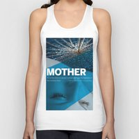 mother Tank Tops featuring Mother by Steiner Graphics