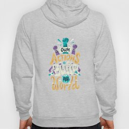 Build Our World Hoody