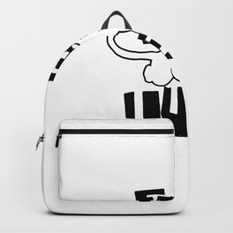 Respect the greats pt 2 Backpack