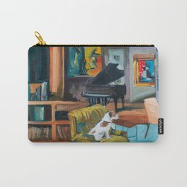 Frasier's apartment Carry-All Pouch