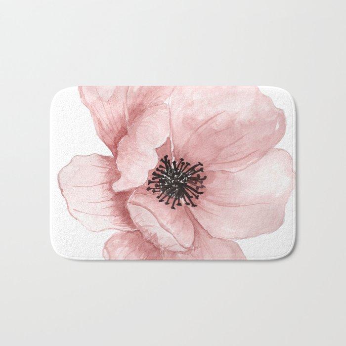 :D Flower Bath Mat