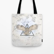 Owl Hollow Tote Bag