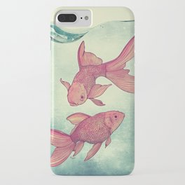 Goldfishes iPhone Case
