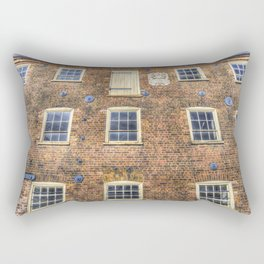 Georgian London Rectangular Pillow
