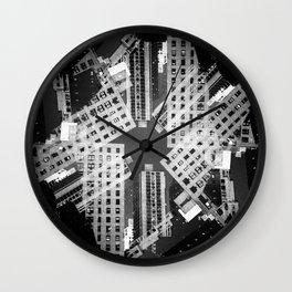 City Star Wall Clock