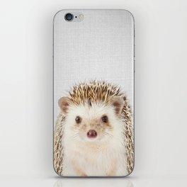 Hedgehog - Colorful iPhone Skin