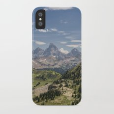 Different View of the Tetons / Teton Valley, Idaho iPhone X Slim Case