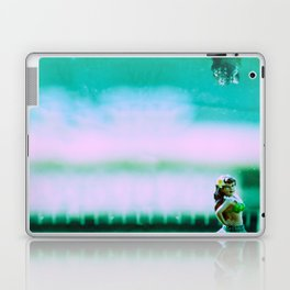 Hula Girl Laptop & iPad Skin