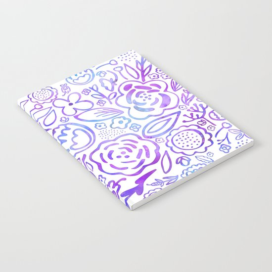 A Profusion of Flowers Notebook