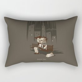 Annie Hall Rectangular Pillow