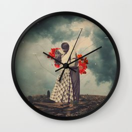 Stand By Me Wall Clock