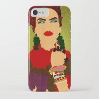 brasil iPhone & iPod Cases featuring Brasil by frtortora
