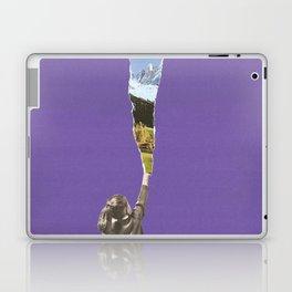 Landscape glimpse Laptop & iPad Skin