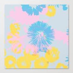 floral 006. Canvas Print