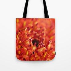 Orange Gerbera Tote Bag
