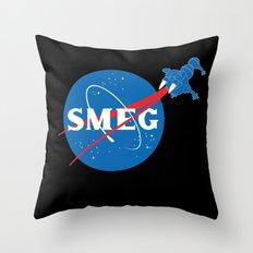 SMEG Throw Pillow