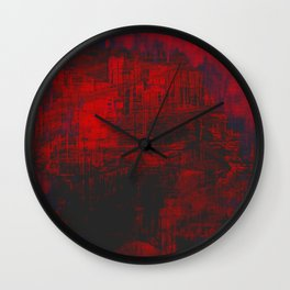 Cave 01 / Passion for You / wonderful world 06-11-16 Wall Clock